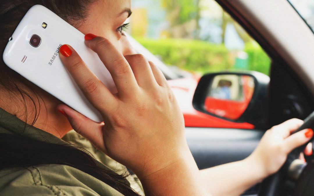 Distracted Driving is More Than Just Texting While Driving