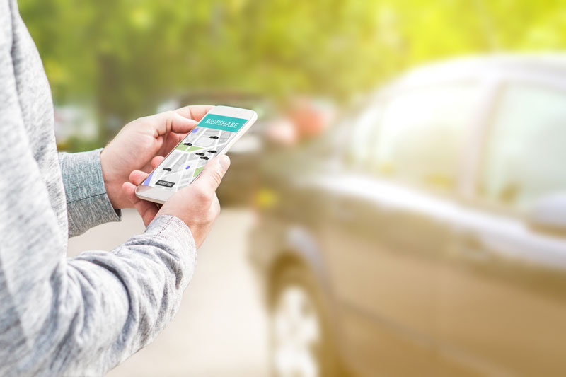 How to Handle an Accident Involving a Rideshare Service