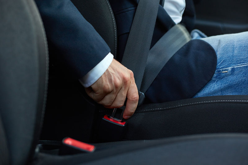 Seat Belt Syndrome: Facts & Symptoms