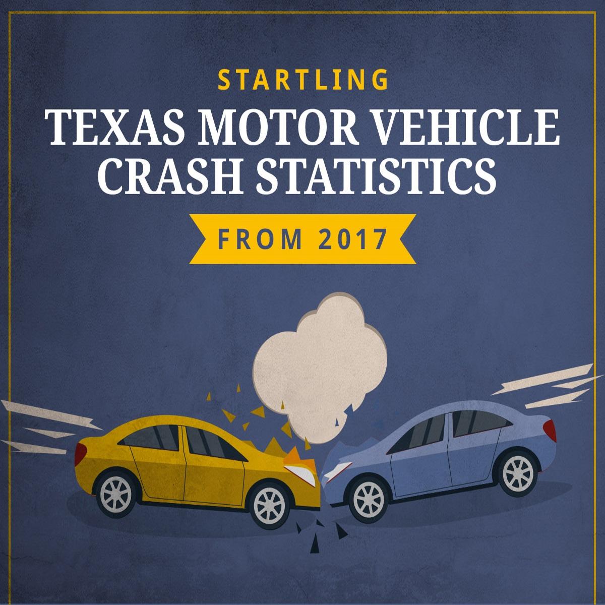 Startling 2017 Texas Crash Statistics