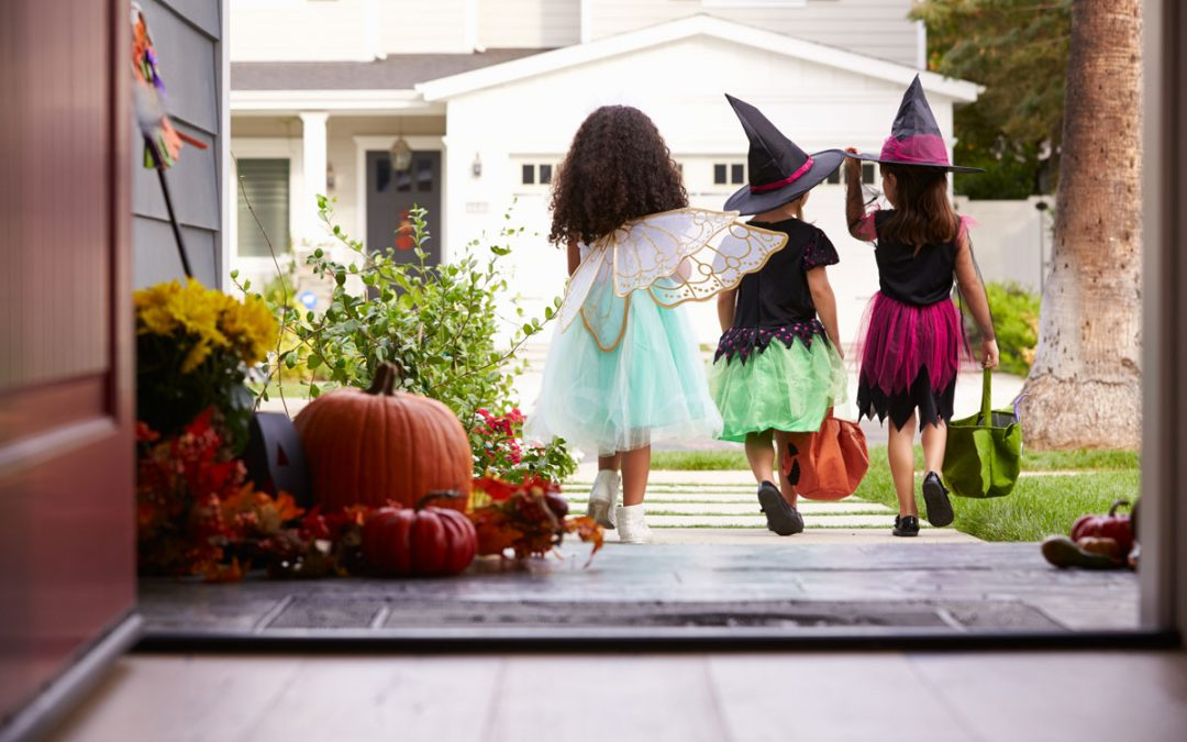 Keep Your Child Safe During Halloween in Houston