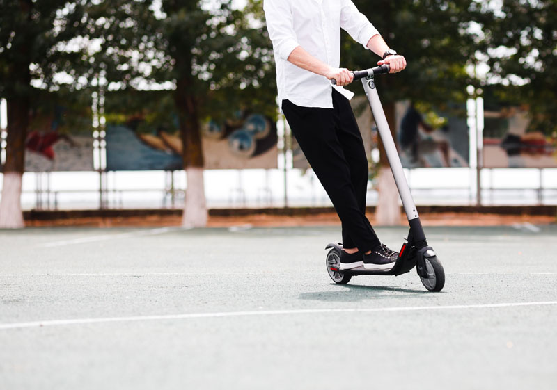 The Dangers Behind the Electric Scooter Craze