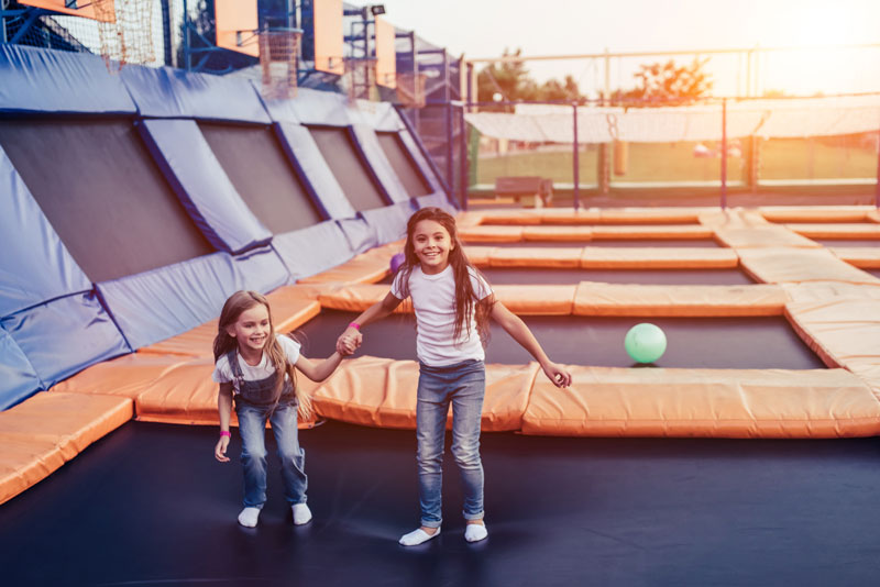 The Rise of Accidents & Dangers of Trampoline Parks