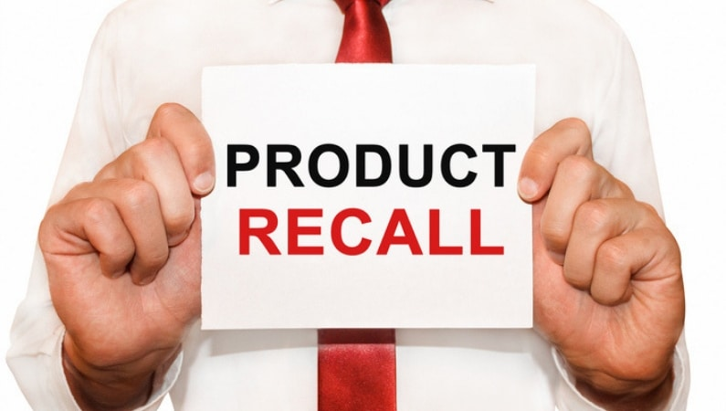What to Do When a Product You Own Is Recalled in Texas